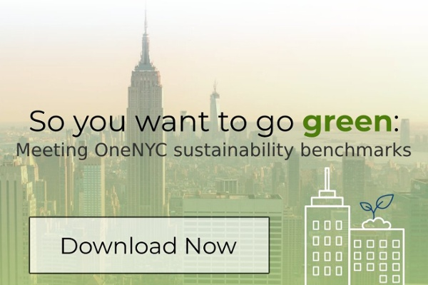 OneNYC benchmarks