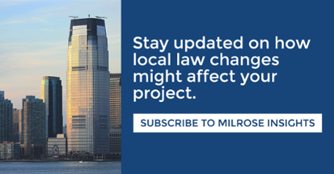 Stay updated on local law changes in NJ -- sign up for our newsletter.