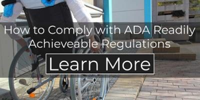 ADA Readily Achievable Regulations