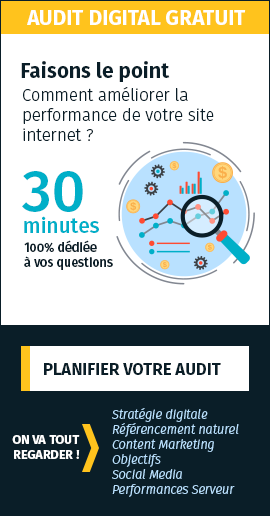 Audit Marketing Digital Gratuit