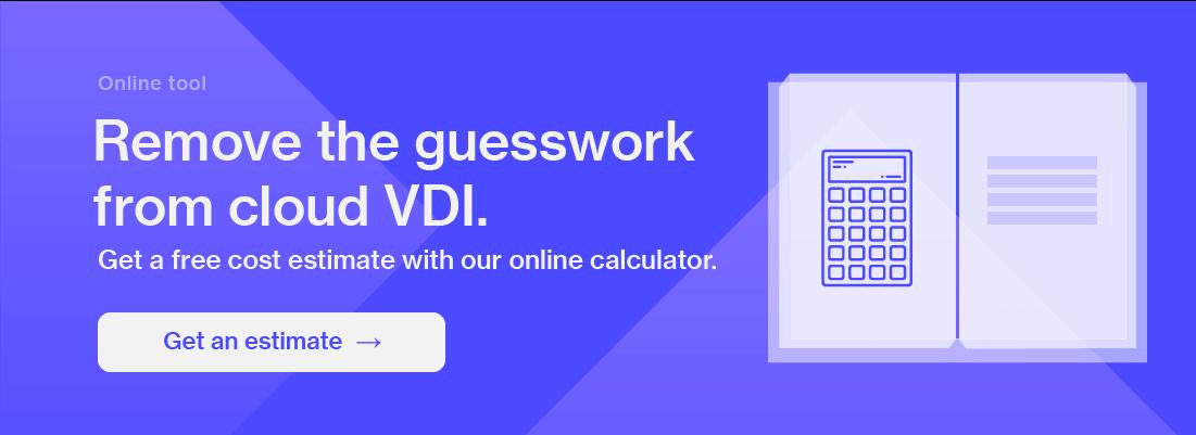 VDI calculator