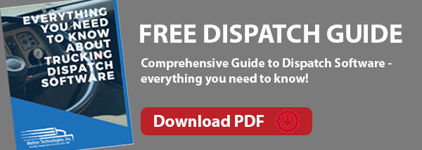 trucking dispatch software guide