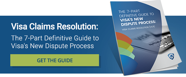 Download the Definitive Guide to Visa's New Dispute Process