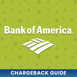 Bank of America Chargeback