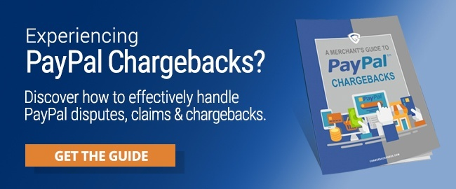 Discover how to effectively handle PayPal disputes, claims & chargebacks.  Get the Guide.