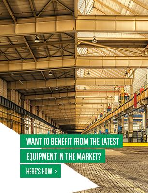 Materials Handling Finance