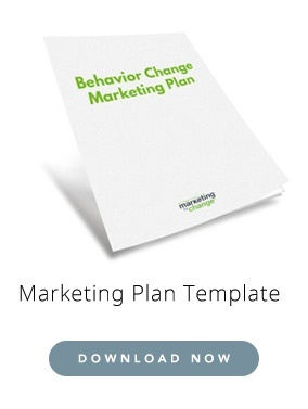 Behavior Change Marketing Plan
