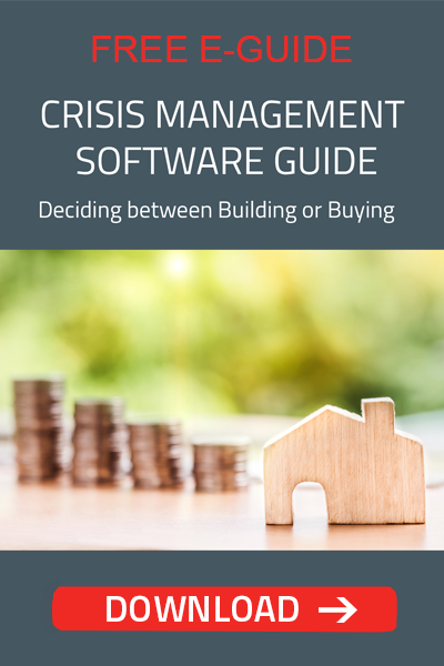Download free e-guide_Crisis management Software - Build or buy