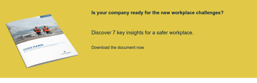 Is your company ready for the new workplace challenges?   Discover 7 key insights for a safer workplace.  Download the document now