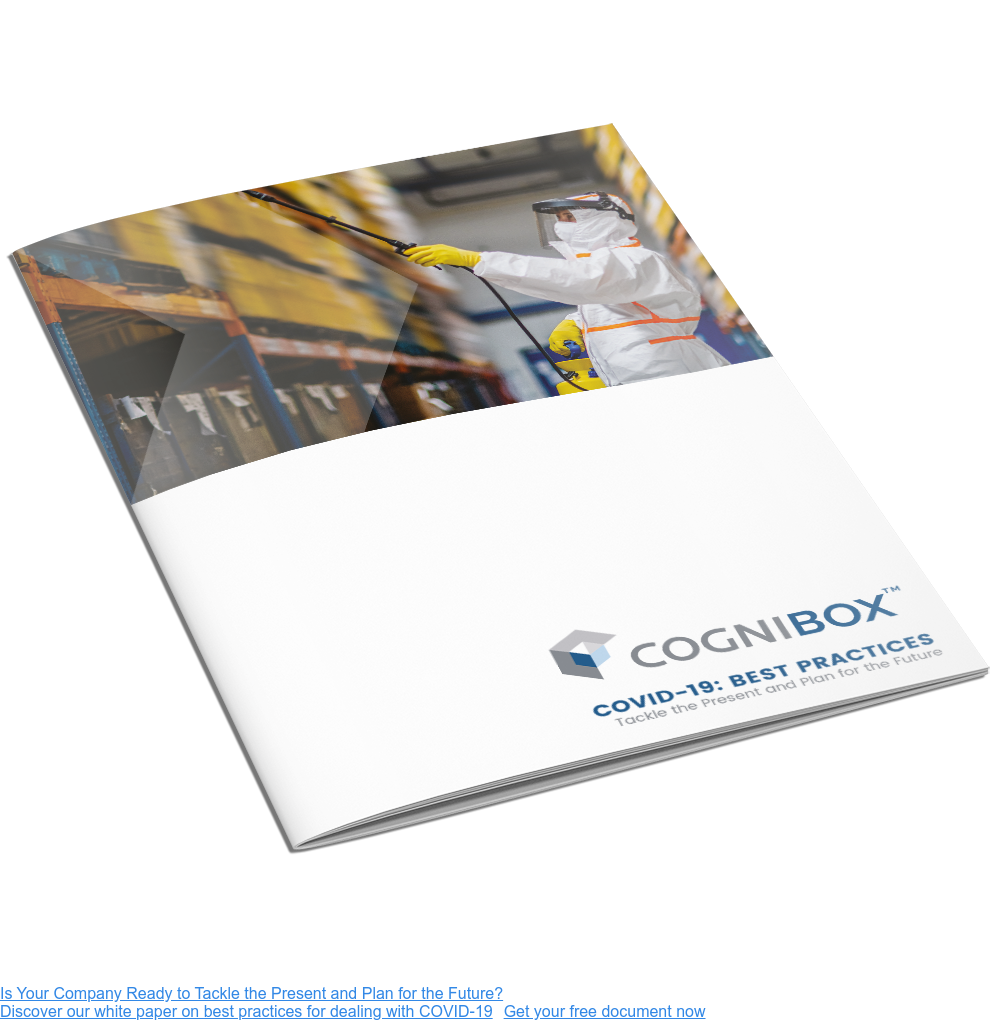 Is Your Company Ready to Tackle the Present and Plan for the Future? Discover our white paper on best practices for dealing with COVID-19 Get your free document now <https://www.cognibox.com/en/covid-19-best-practices/?__hstc=&__hssc=&hsCtaTracking=b584c037-c5e0-4f5e-bebd-1e0670c932ac%7C1e9572c9-d9e5-4ad7-be95-306ccbcb40e1>