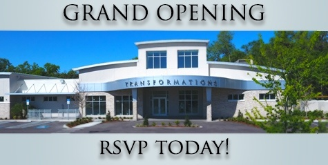 Grand Opening Transformations