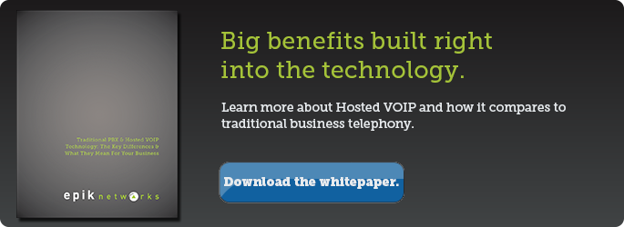 PBX and Hosted VOIP Differences