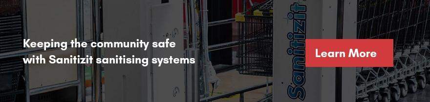 Sanitizit sanitising systems