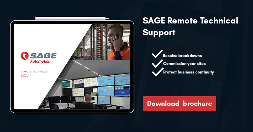 Remote Technical Support by SAGE