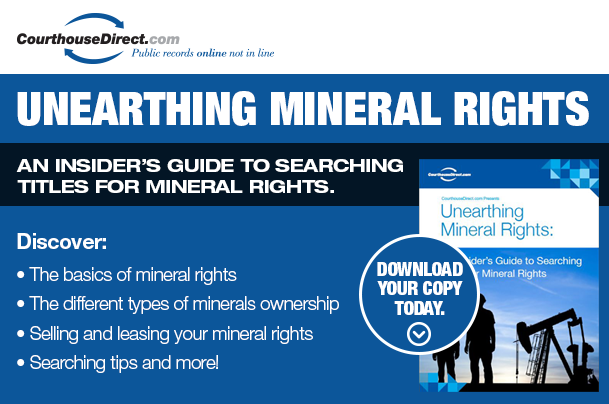 mineral rights guide