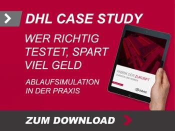 DHL Case Study Ablaufsimulation