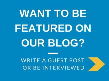 Want to be featured on our blog?