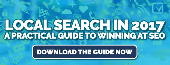 download local search in 2017: a practical guide to winning at SEO