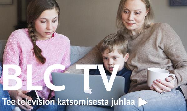 BLC TV tekee television katsomisesta juhlaa