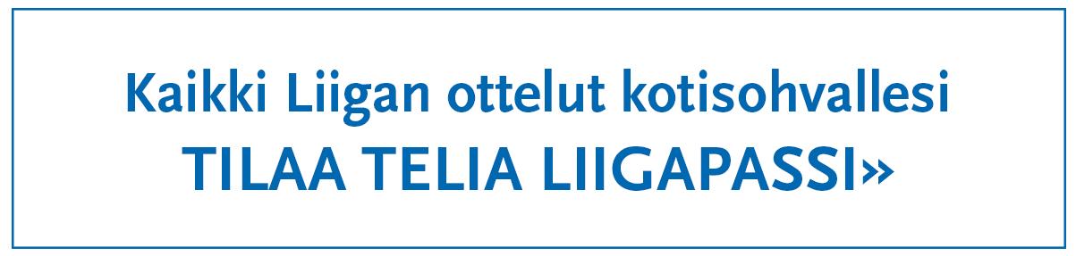 Tilaa Telia Liigapassi