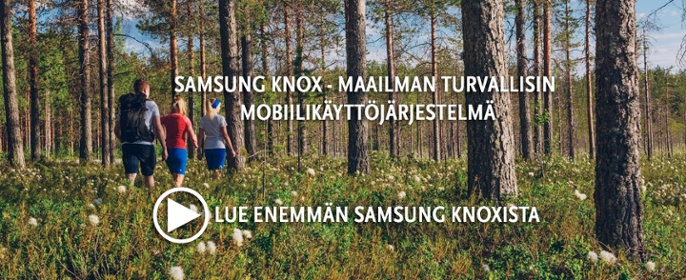 Samsung Knox BLC Taito