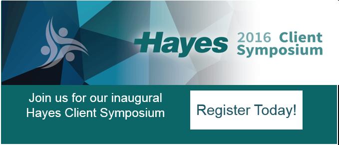 2016 Client Symposium