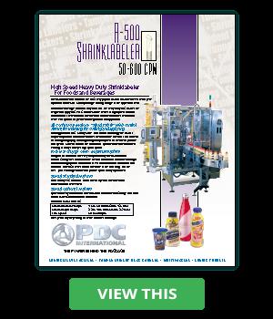 R-500 Shrinklabeler CTA