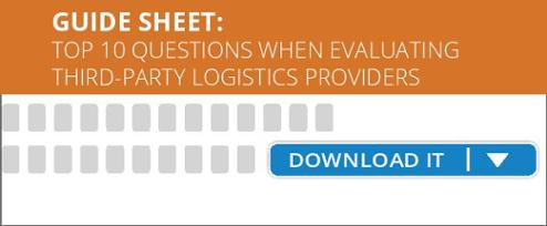 Top 10 Questions When Evaluating Third-Party Logistics Providers