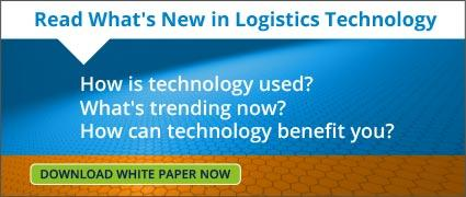 Trends in Logistics Technology