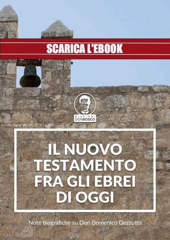 EBook Missionario di don Domenico Dezzutto