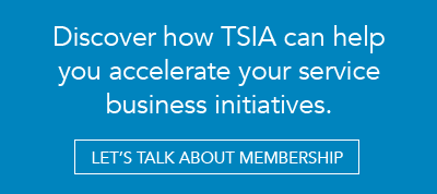 Let's Talk About TSIA Membership