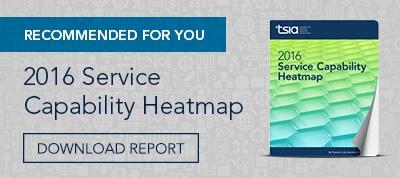 Service Capability Heatmap