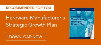 Hardware Manufacturer's Strategic Growth Plan