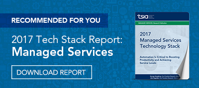 Managed Services Technology Stack