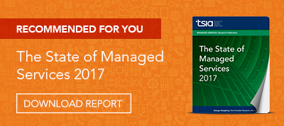 The State of Managed Services 2017 Report
