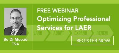 Optimizing Professional Services for LAER