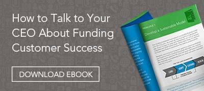 Funding Customer Success Ebook