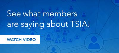 TSIA Member Testimonials Video