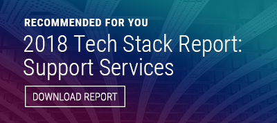 Support Services Technology Stack report