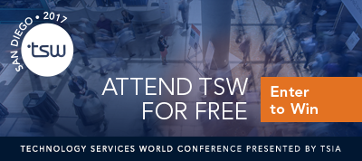 Attend TSW for free. Enter to win.