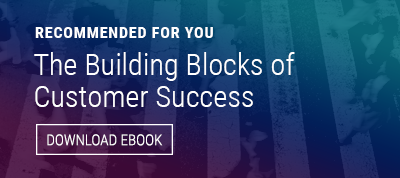 Customer Success Building Blocks Ebook