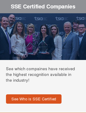 SEE Certified Companies  See which compaines have received the highest recognition available in the  industry!     See Who is SSE Certified