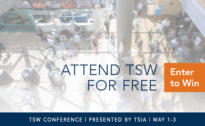 Attend TSW for Free | Enter to Win