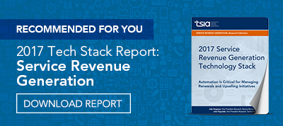Technology Stack for Service Revenue Generation