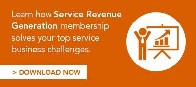 service revenue generation membership