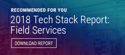 Field Services Technology Stack report
