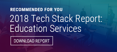 education-services-technology-stack