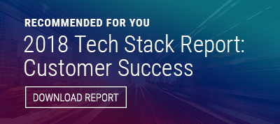 Customer Success Technology Stack Report