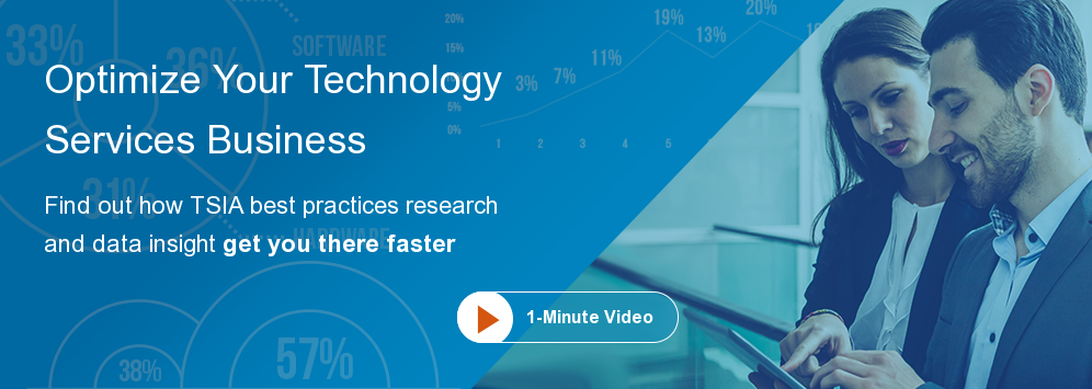 We Help Tech Companies Optimize Their Service Business