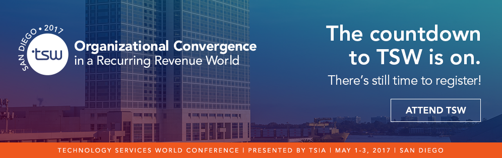 The countdown to TSW is on. There's still time left to register!